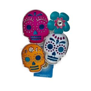 NWT Bath&Body Works Wallflower Cinco de Mayo Skull